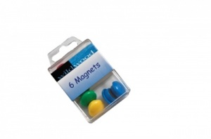 Set of  Primary coloured magnets