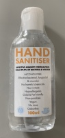 HAND SANITISER 100ML
