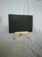 Double Sided Chalkboard with Medium Easel