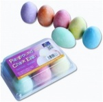 Playground Chalk Eggs